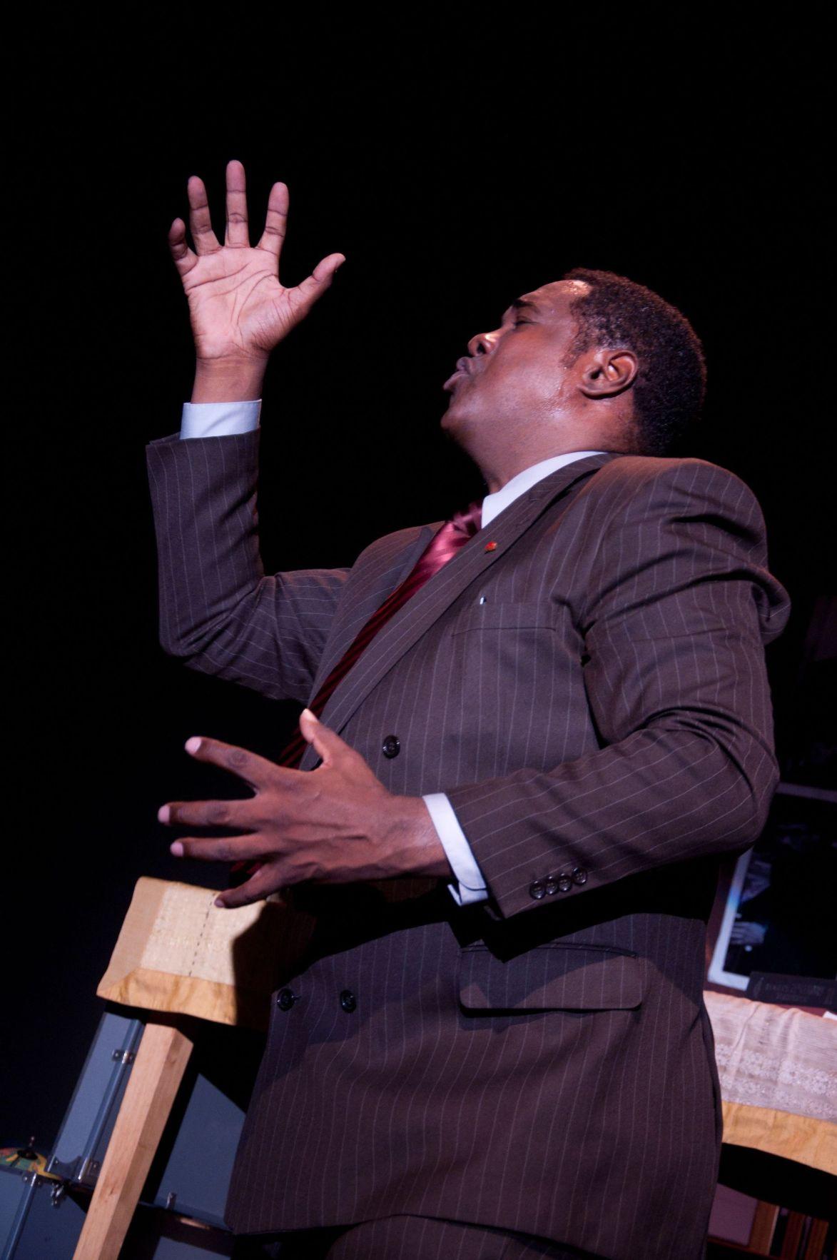 Opera singer's voice often compared to activist legend
