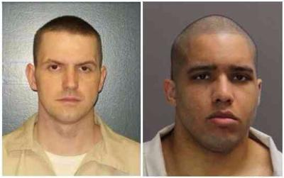 Police charge two Kirkland Correctional prisoners with