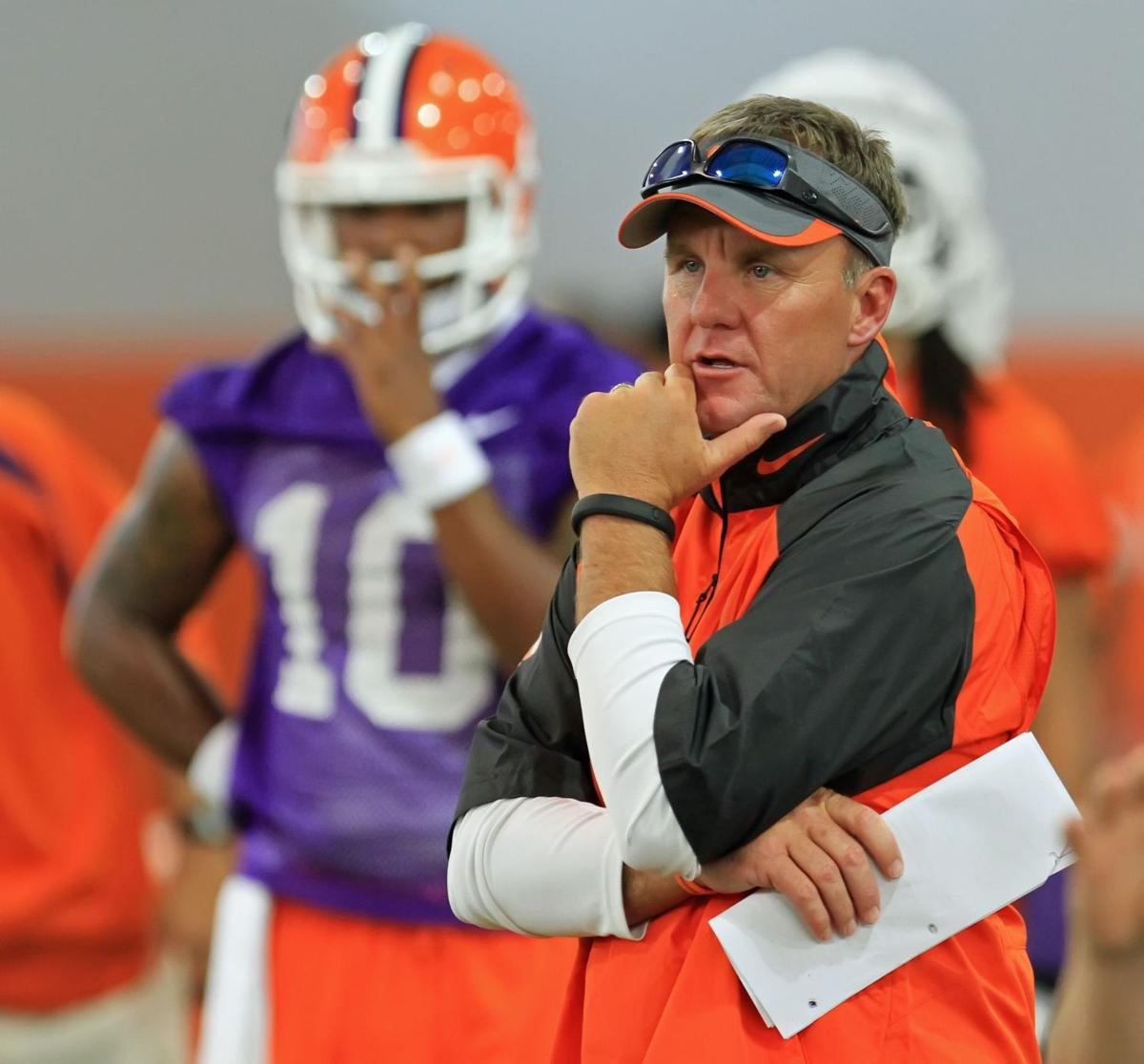 Clemson turns the page to '14