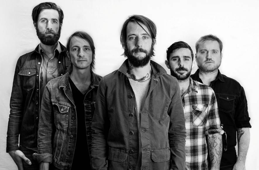 Band of Horses CD a cause for celebration