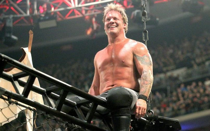 Chris Jericho Best In The World Book