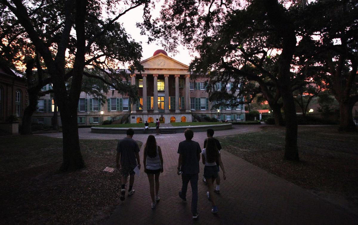 A lot on line for College of Charleston as Legislature winds down