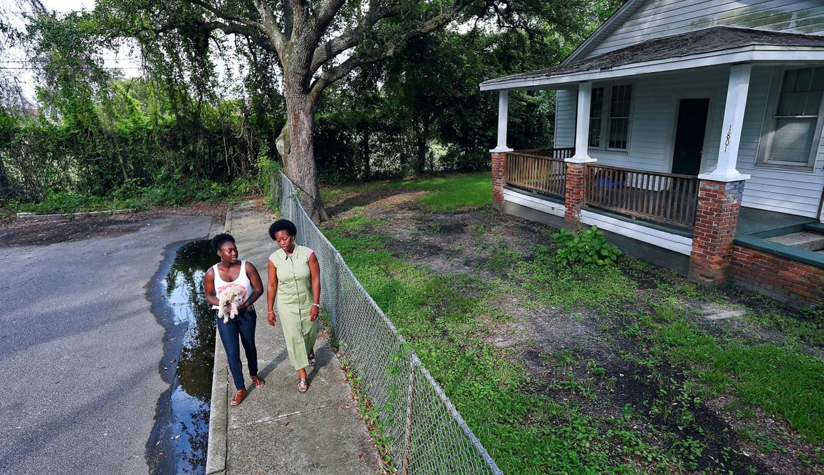 Residents fear they will be left behind