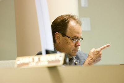 Ed Girardeau, Pointing, Aiken City Council