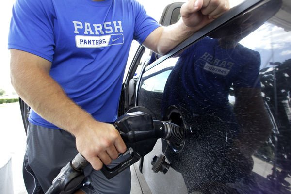 Gas prices fall across nation: In Charleston area, too, drivers see difference