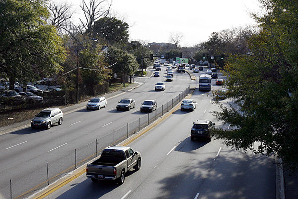 Plan would beautify the Crosstown