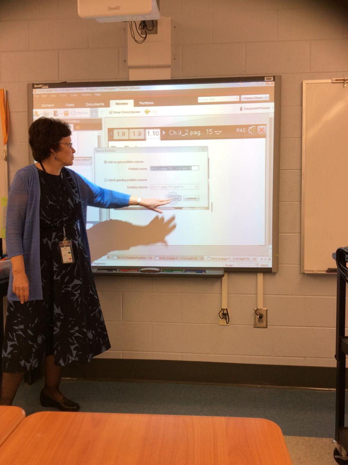 Statistics teacher mines U S  Census data for lesson plans | News