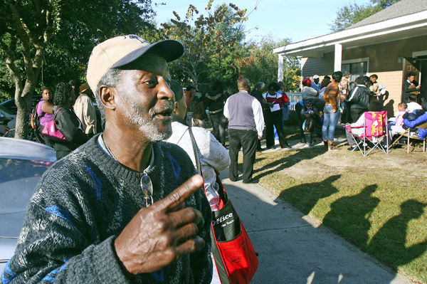 Chance to get on list for housing vouchers draws crowd
