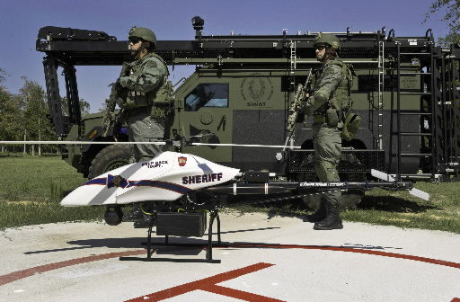 Pressure builds for civilian drone flights at home