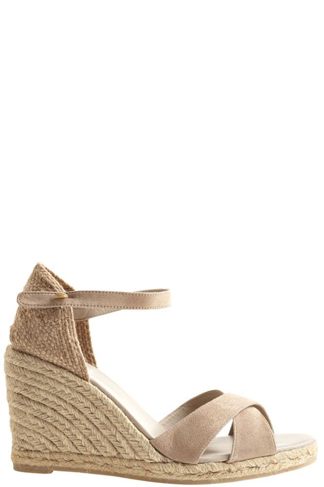 Espadrilles go-to shoes for spring