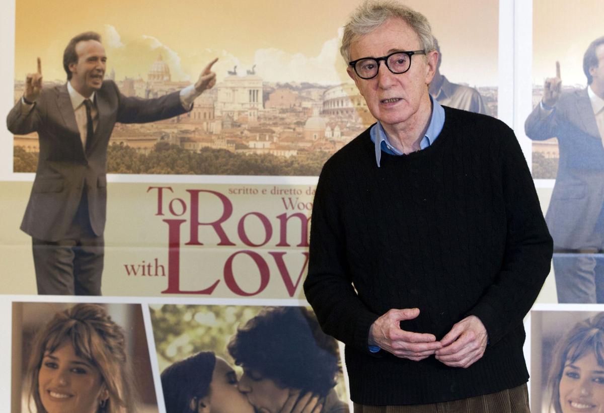 Golden Globes to honor Woody Allen's career