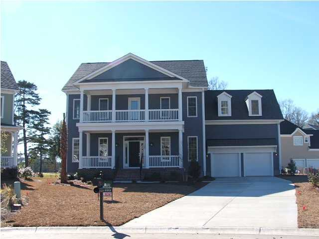 Two-story home west of Summerville ready-made as large suite to lease