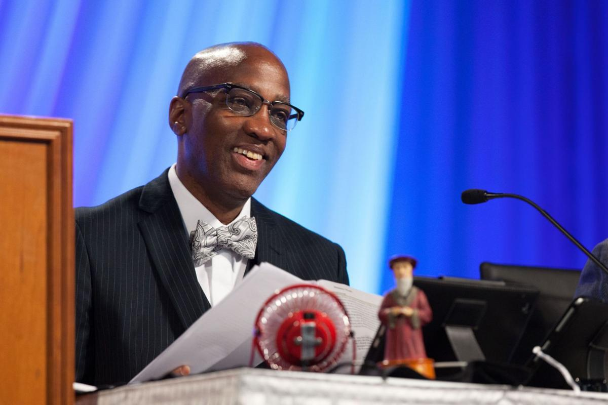 'A time of great transition' Presbyterian Church elects J. Herbert Nelson II as first black leader