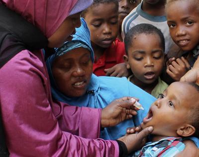 Somalia Child Vaccines