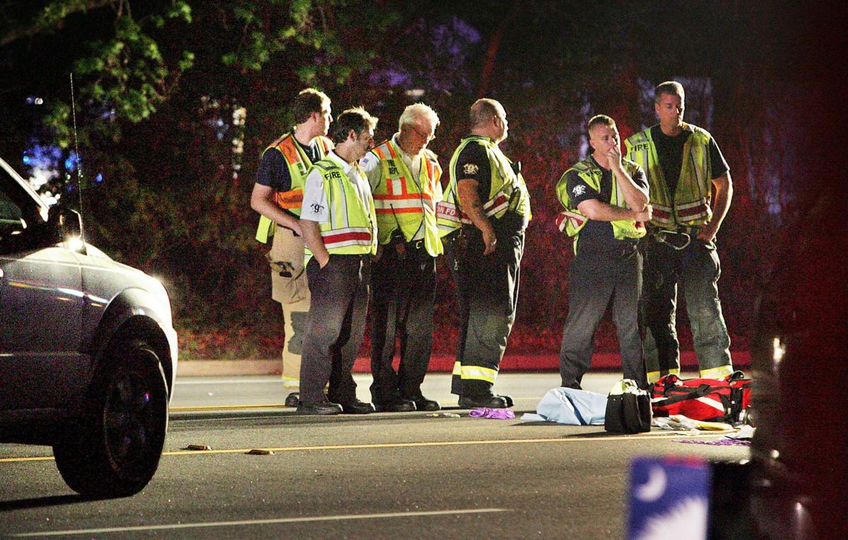 Officer struck by SUV