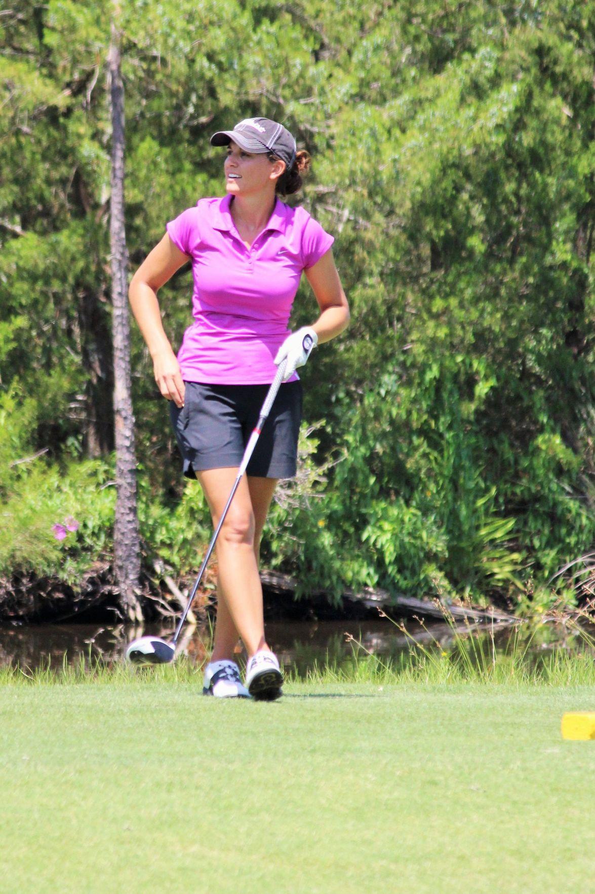 Tsurutis wins 2nd Ladies City Amateur