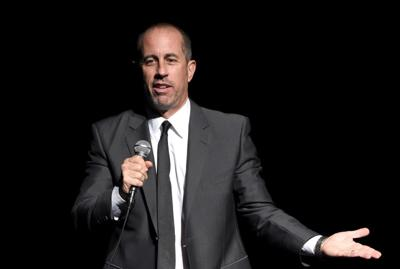 Seinfeld to bring famous stand-up routine to North Charleston PAC (copy)