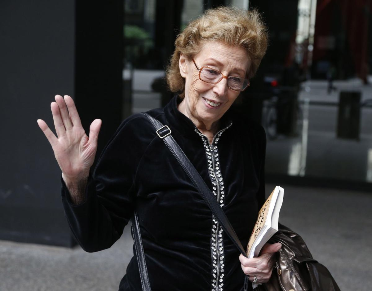 87-year-old woman loses to Trump in civil case