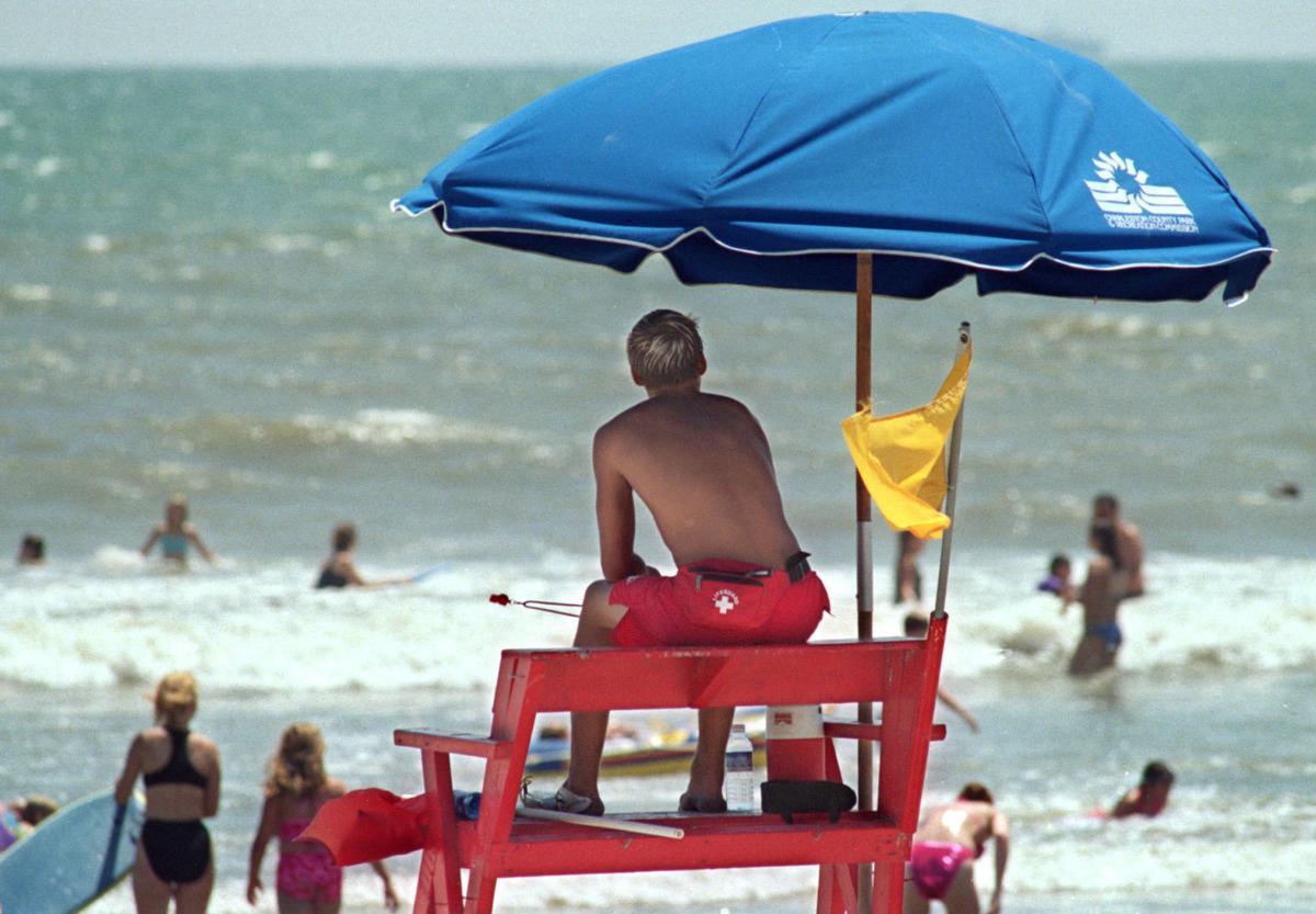 Lifeguard skills on display Saturday at IOP County Park
