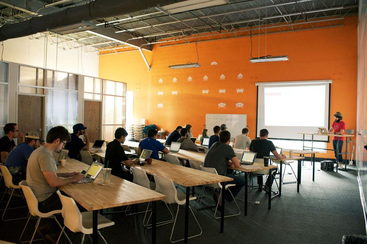 Greenville Based Code School The Iron Yard To Shut Down This