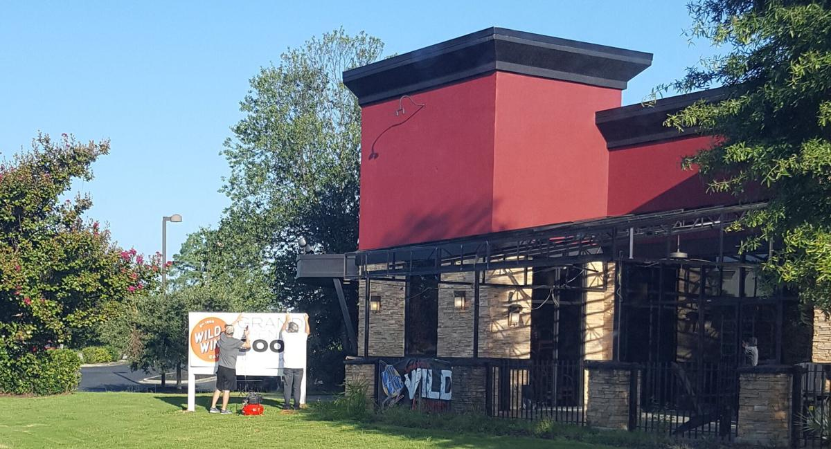 Grand opening 'coming son for Wild Wing Cafe in Aiken 1