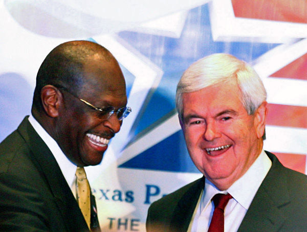 Report: Cain to endorse Newt Monday