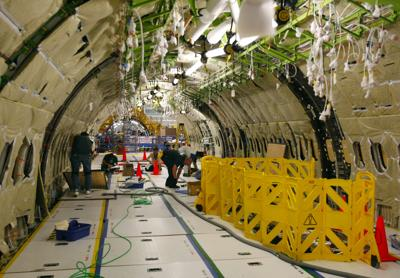 Deliveries of 787s at risk
