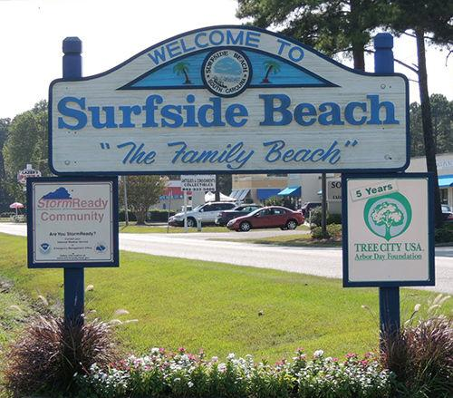 The Beach House Garden City Sc: S.C. Supreme Court Rules Surfside Beach Should Not Have