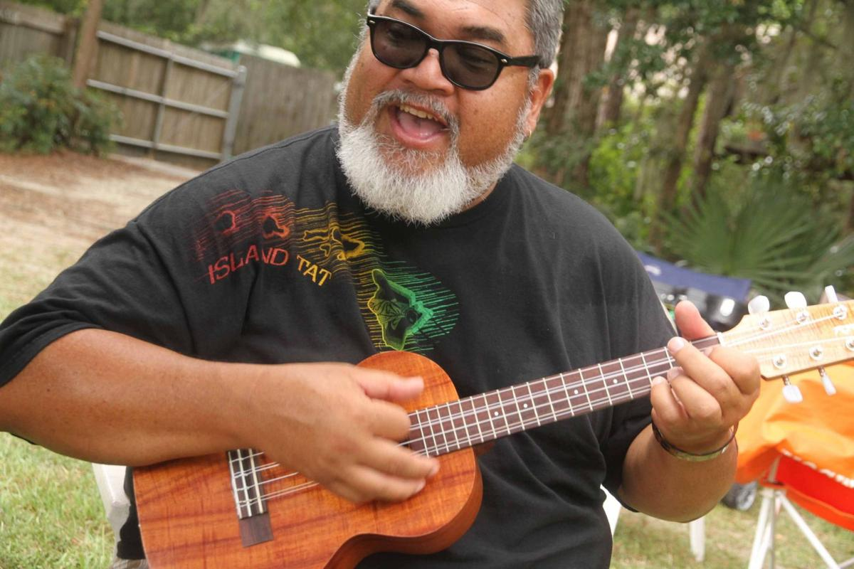 Uke it out with the pros at the Blackwater Ukulele Festival this weekend