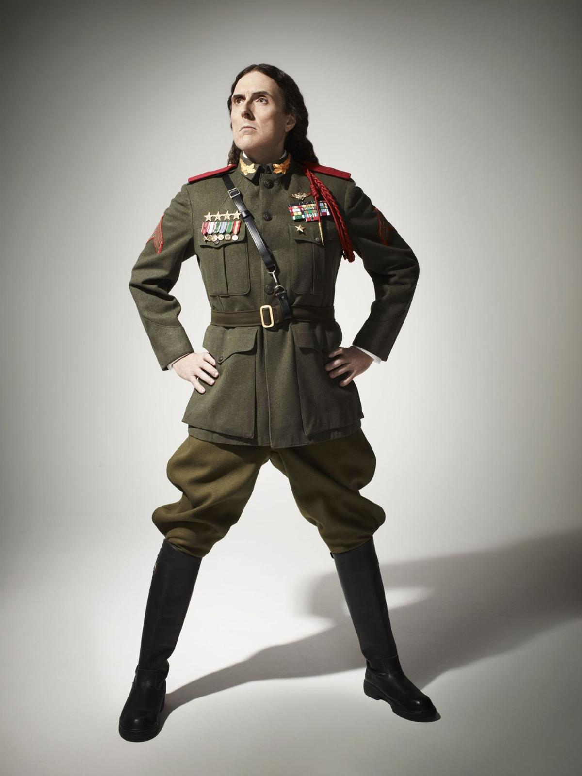'Weird Al' Yankovic's Mandatory World Tour includes stop in North Charleston