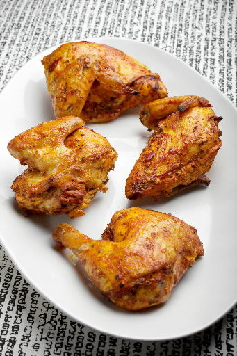 Red Chicken recipe tangy
