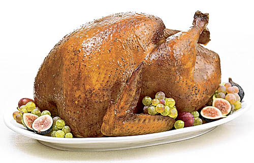 For Thanksgiving, here's the math; you do the cooking