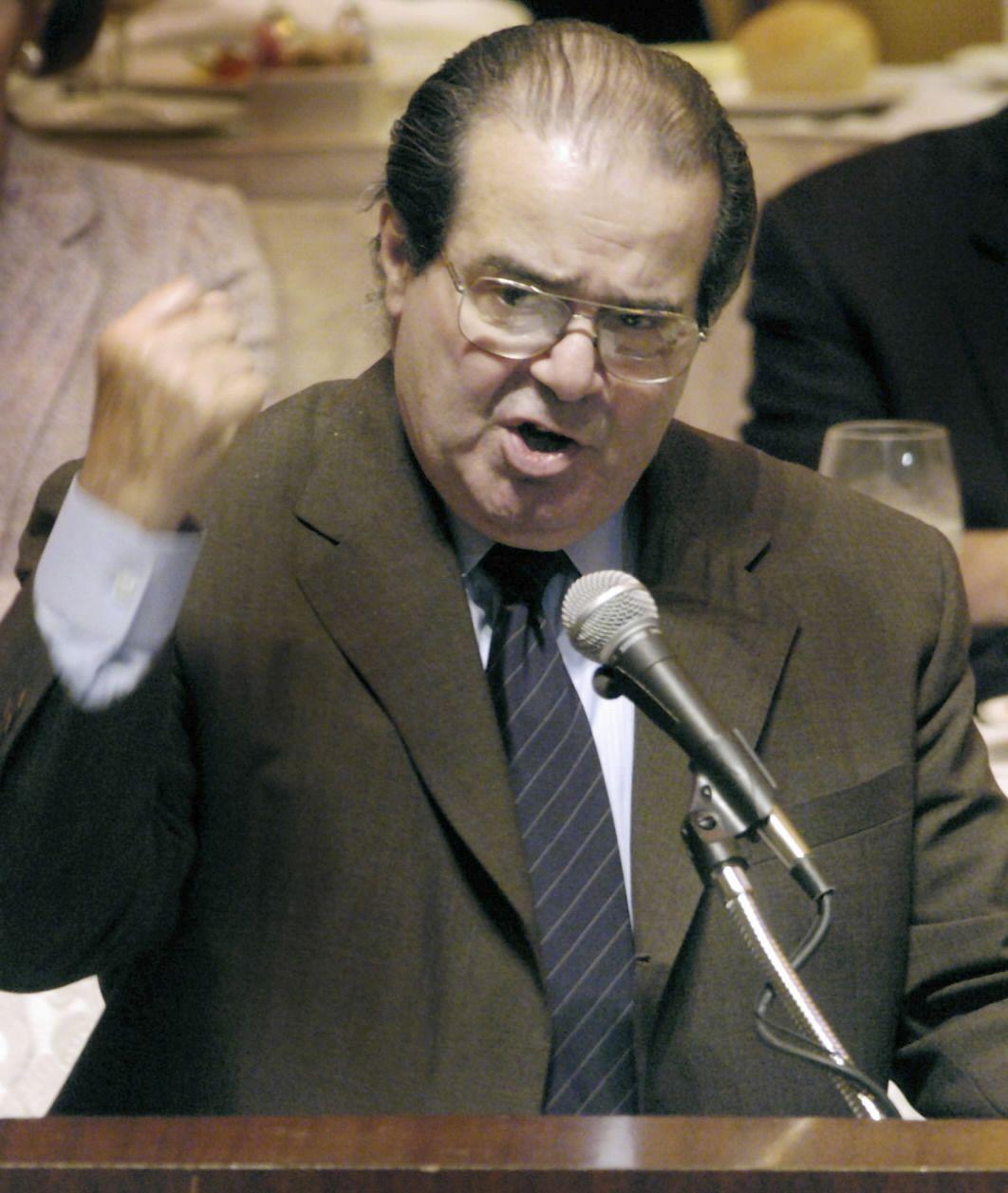 Scalia's extraordinary legacy