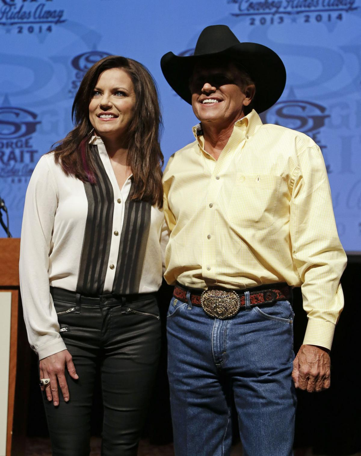 George Strait hitting the road for last time