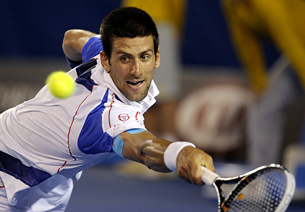 Djokovic joins multi-major winners club