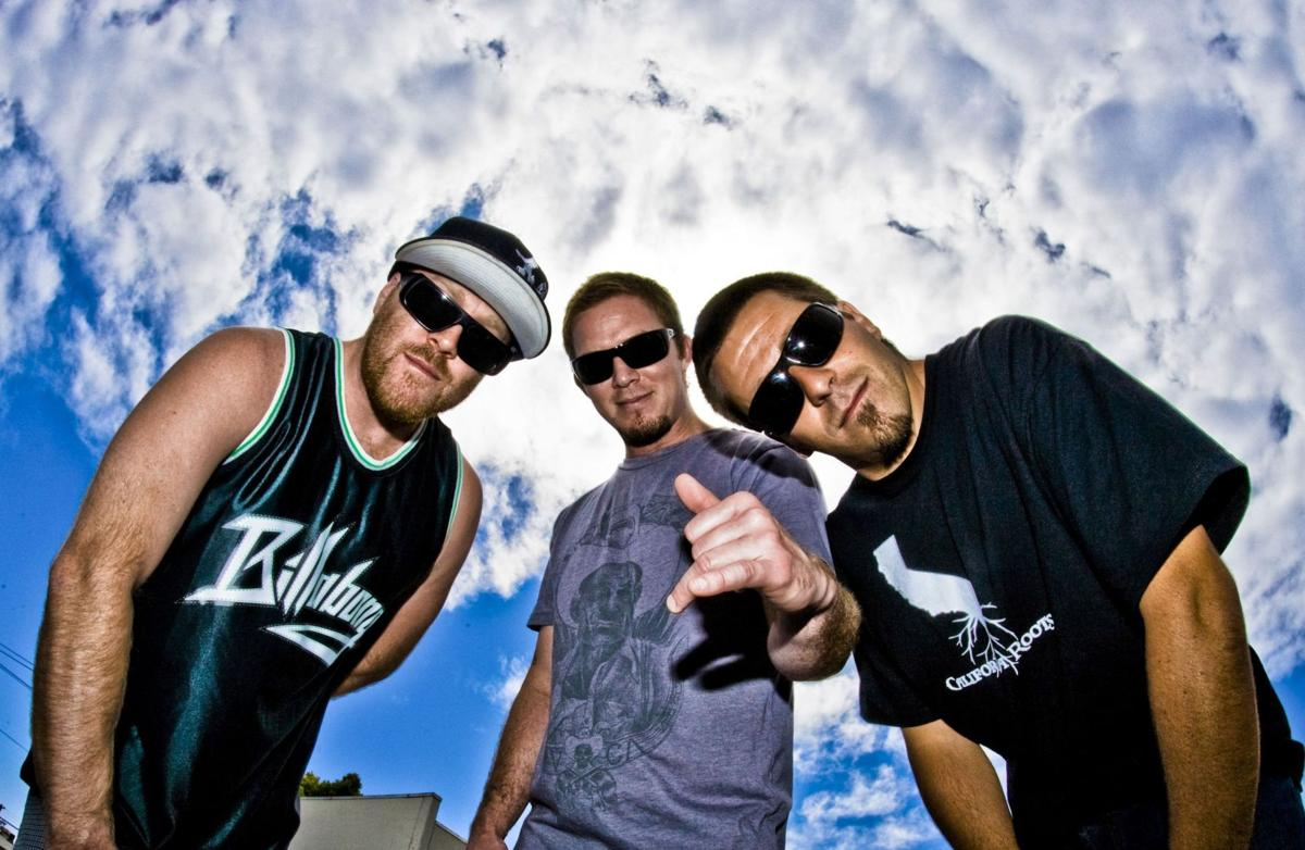 Good SoCal vibes Slightly Stoopid's Doughty speaks on key to musical success on road and elsewhere