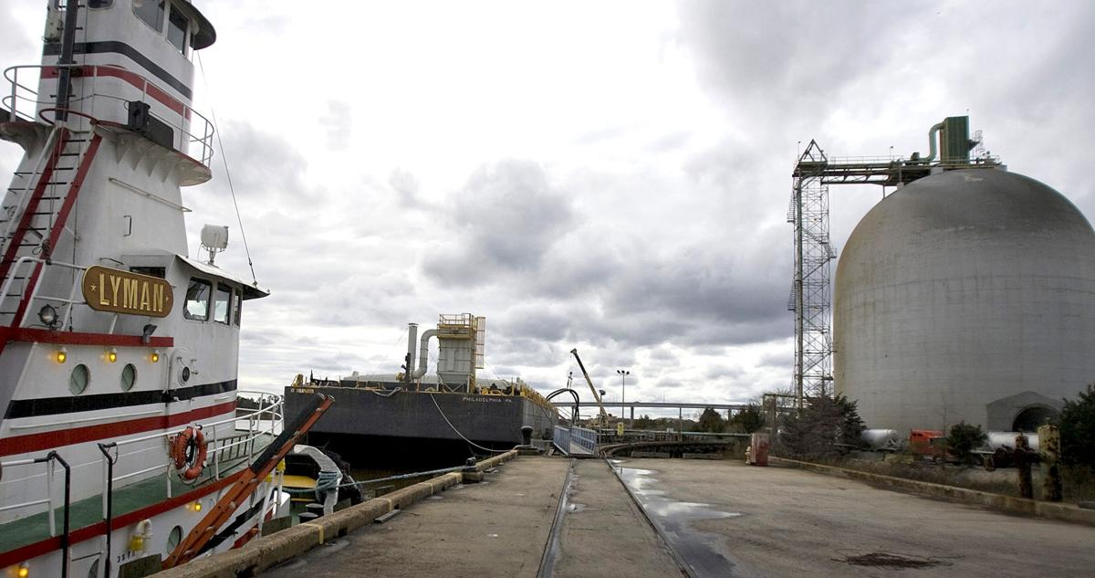 Bill could boost Georgetown port