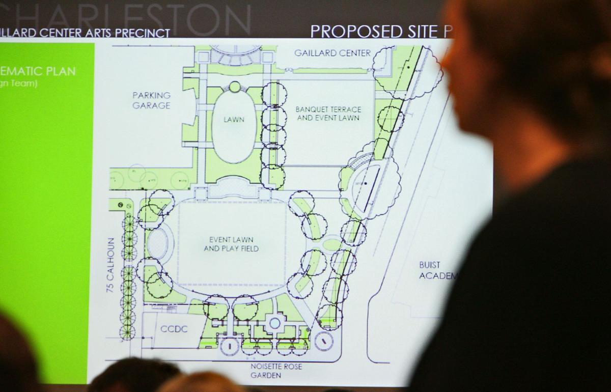 Gaillard plan criticized
