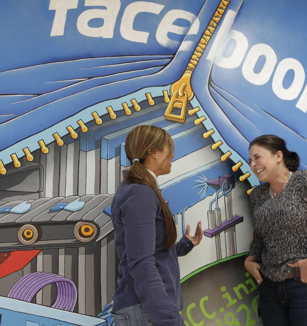 Facebook updates data-use policy