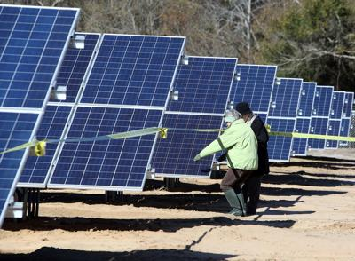 Solar energy could be option (copy)