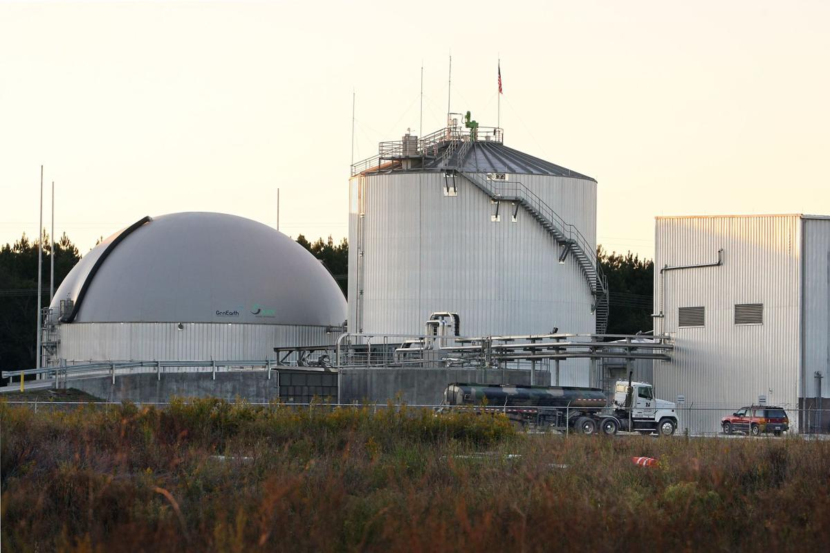 Berkeley energy plant partly shuts down to install odor filters