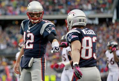 Brady, Patriots top Broncos