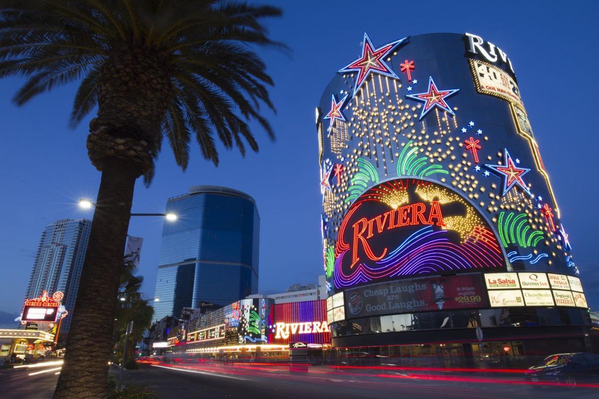 Vegas tourism agency votes to demolish Riviera casino-hotel (copy)