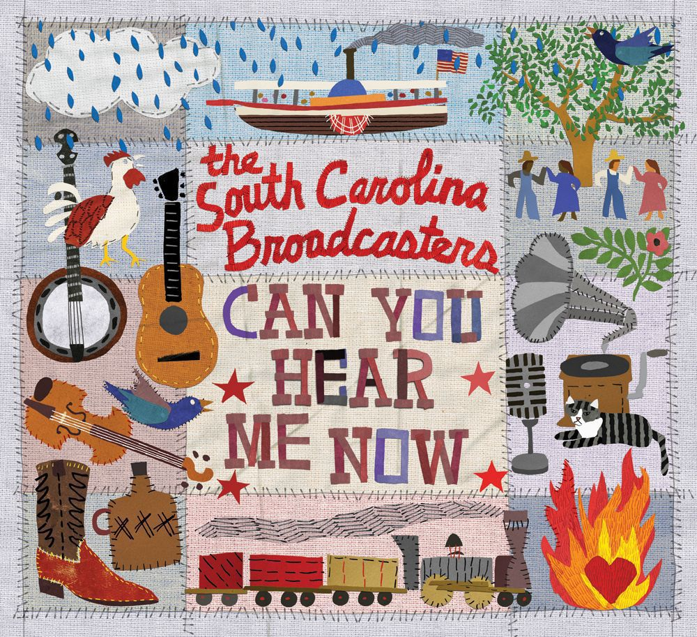 CD REVIEWS: The South Carolina Broadcasters, Yates Dew, The Ting Tings