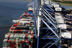 Port of Charleston reports February container volume, spring outlook is strong | Post and Courier