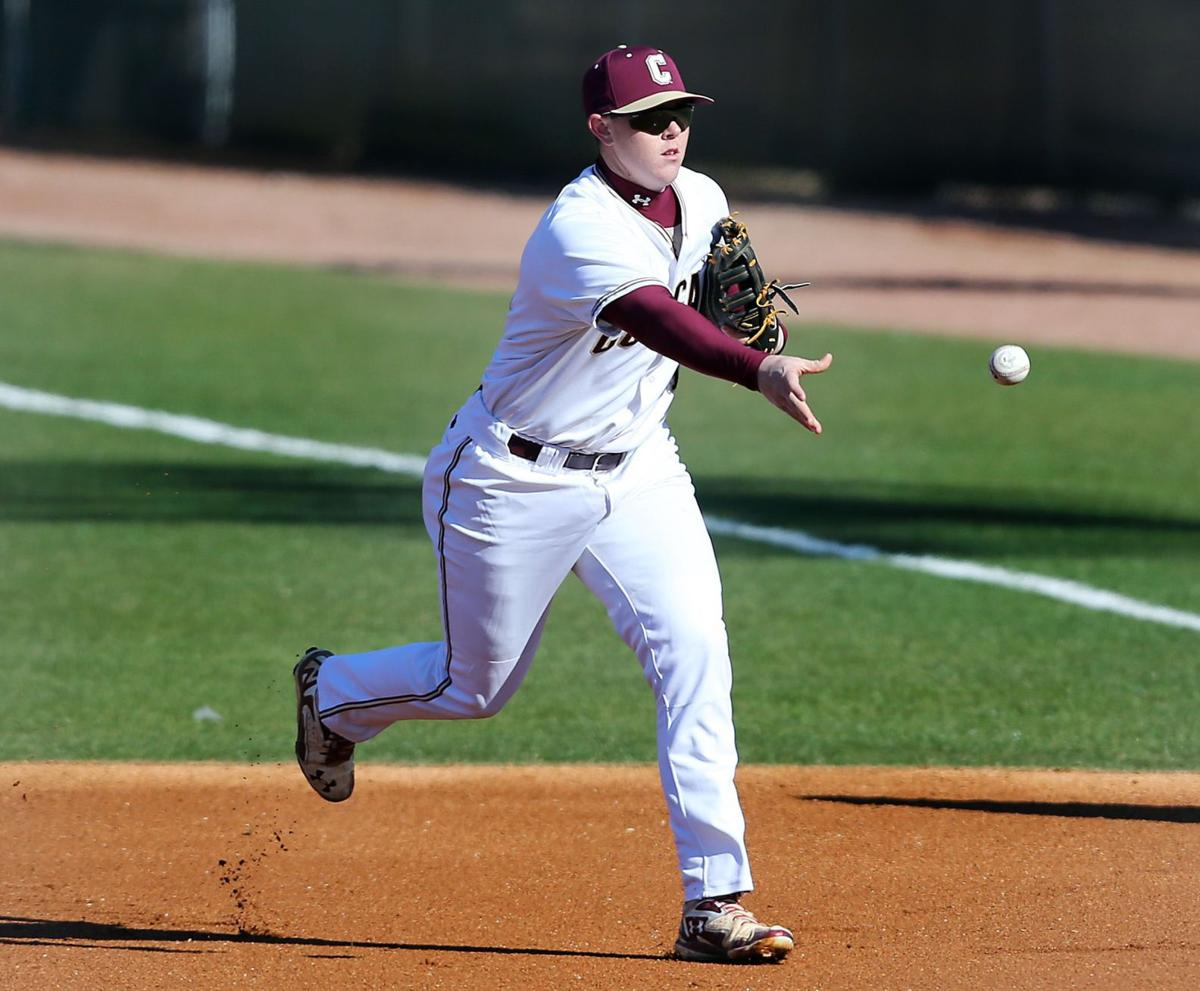 Nick Pappas leaves College of Charleston baseball program