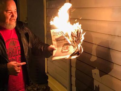 Free Times burn Web Hulon