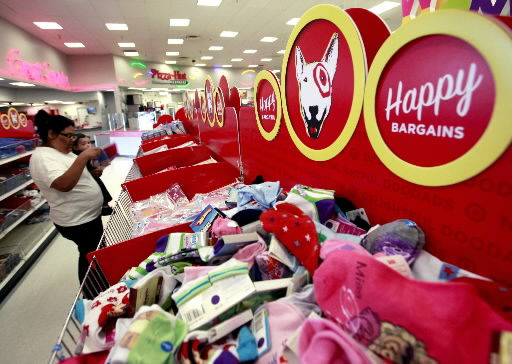 Target income up 29%