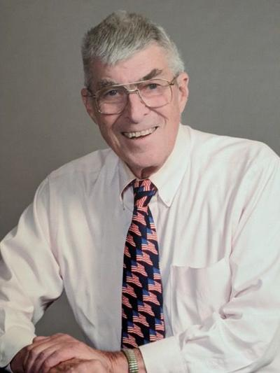 Obituary Commander J. Dwight Hutchinson