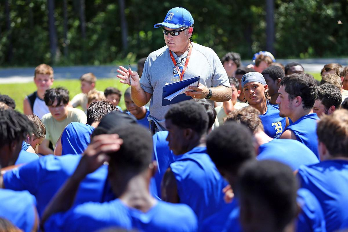Gearing up: Berkeley begins football practice with new coach, new attitude